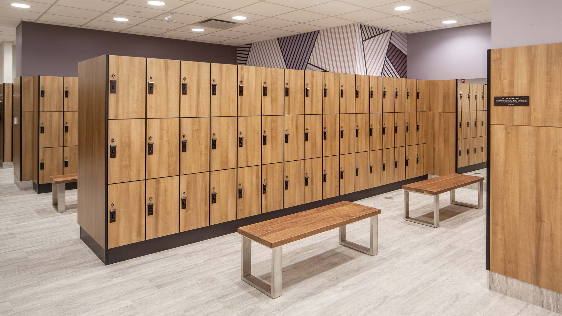 Phenolic Panels & Partitions. Bathrooms, Locker Rooms and Changing Rooms that Wow